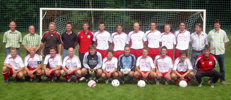 1.Mannschaft 2007-2008