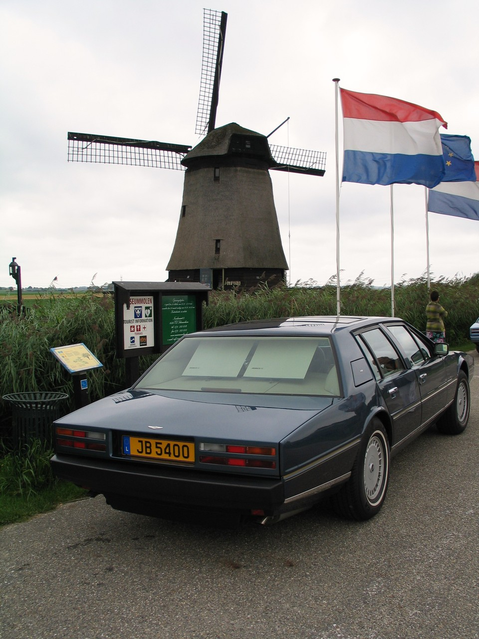 2010 LagondaFest in the Netherlands