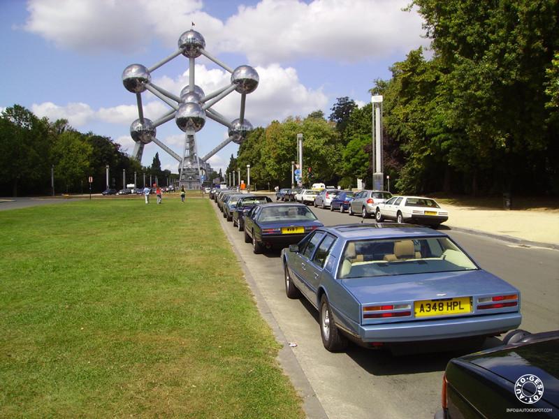2009 LagondaFest in Belgium