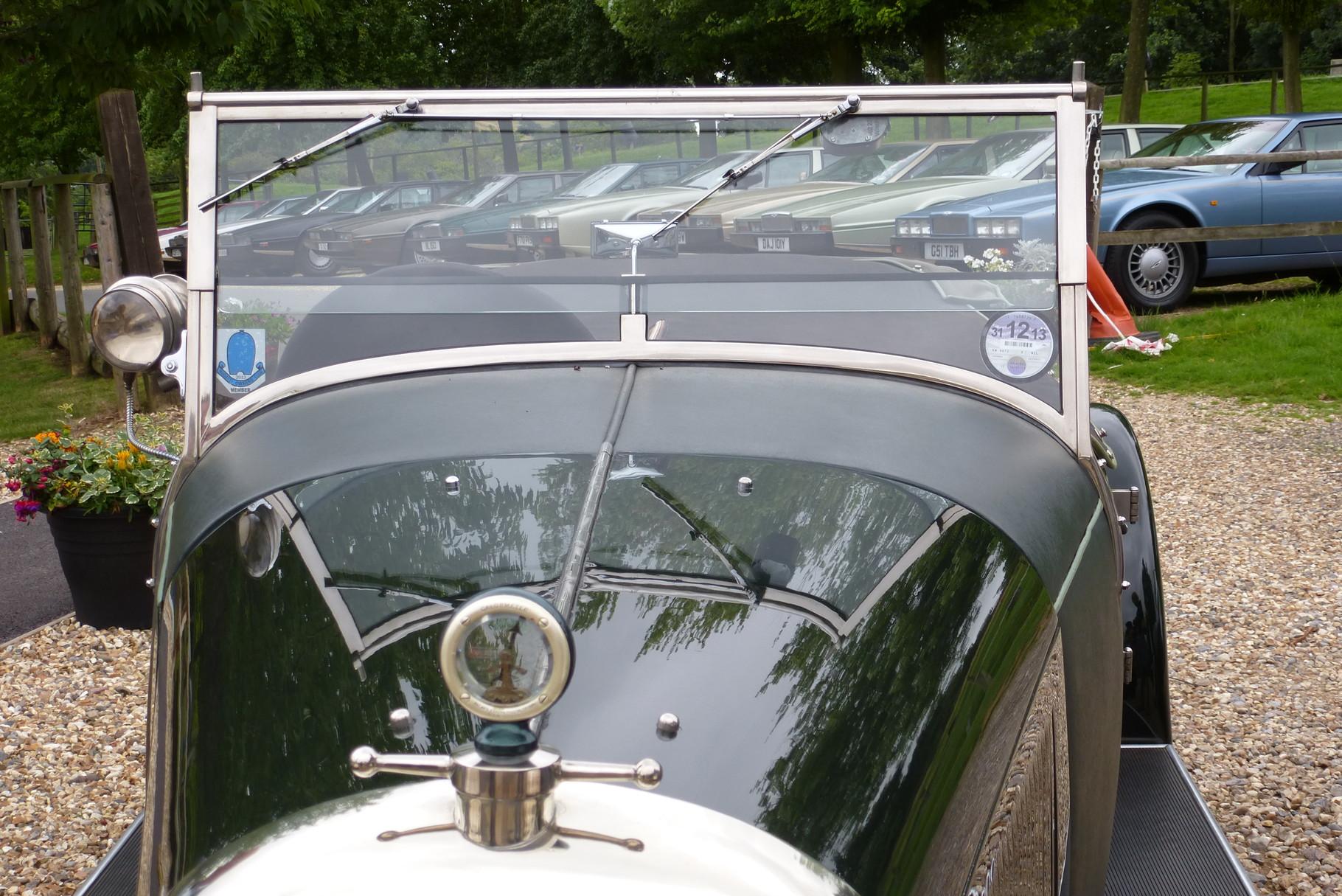 2013 LagondaFest in England