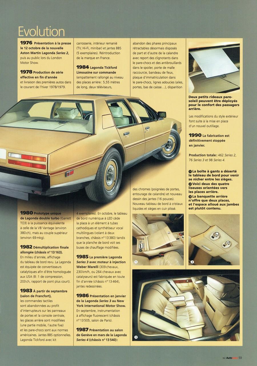 Rêvolution Lagondafest The Website Of Lagonda V8