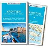 Kroatien Südliche Küste und Inseln MERIAN momente - Mit Extra-Karte zum Herausnehmen