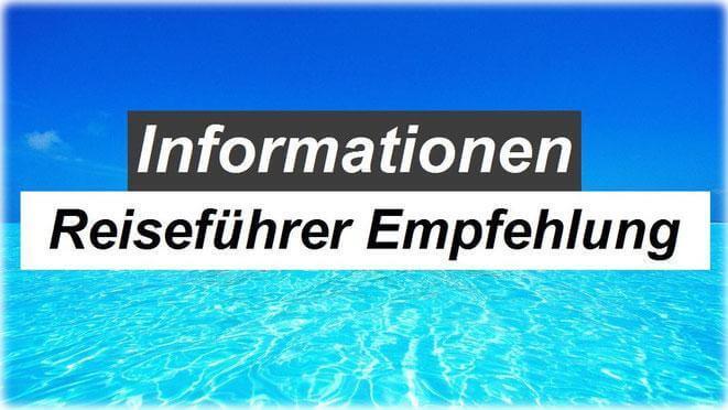 Bester Reiseführer Empfehlung & Informationen