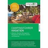 Campingführer Kroatien+ Albanien, Bosnien-Herzegowina, Mazedonien, Montenegro, Serbien und Slowenien