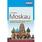 DuMont Reise-Taschenbuch Reiseführer Moskau mit Online-Updates als Gratis-Download