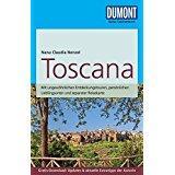 DuMont Reise-Taschenbuch Reiseführer Toscana mit Online-Updates als Gratis-Download