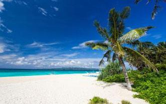White Beach, Philippinen