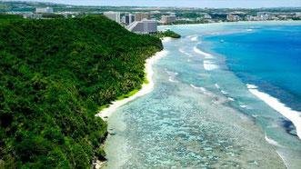 Tumon Beach, Marianen2