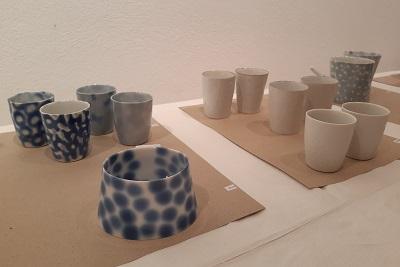 Porzellan zum Gebrauch von Nela Havlickova