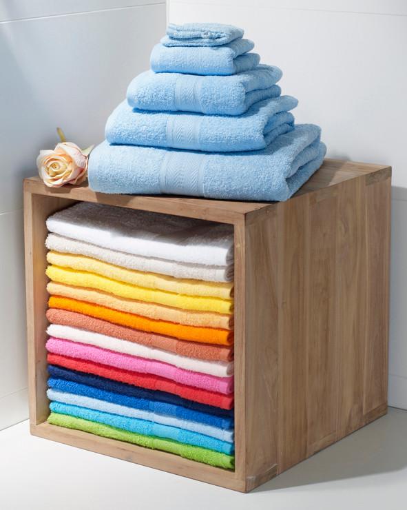 set asciugamani