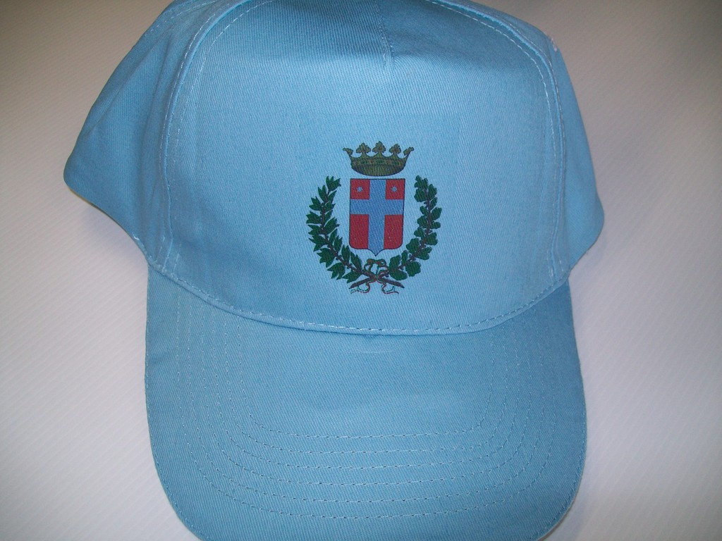 stampa su cappellino