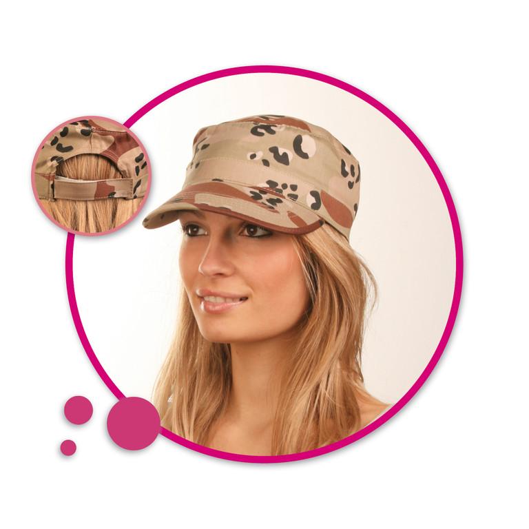 Ingrosso cappellini mimetici