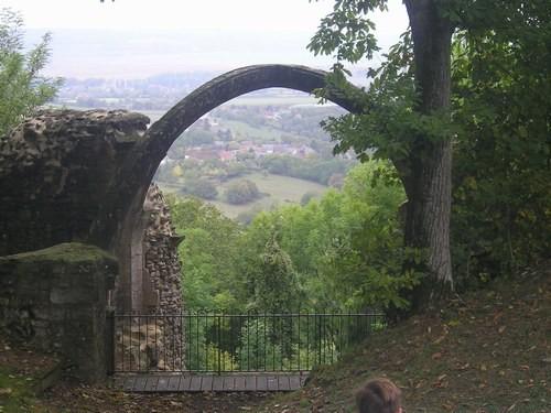 Site de la butte de Montenoison