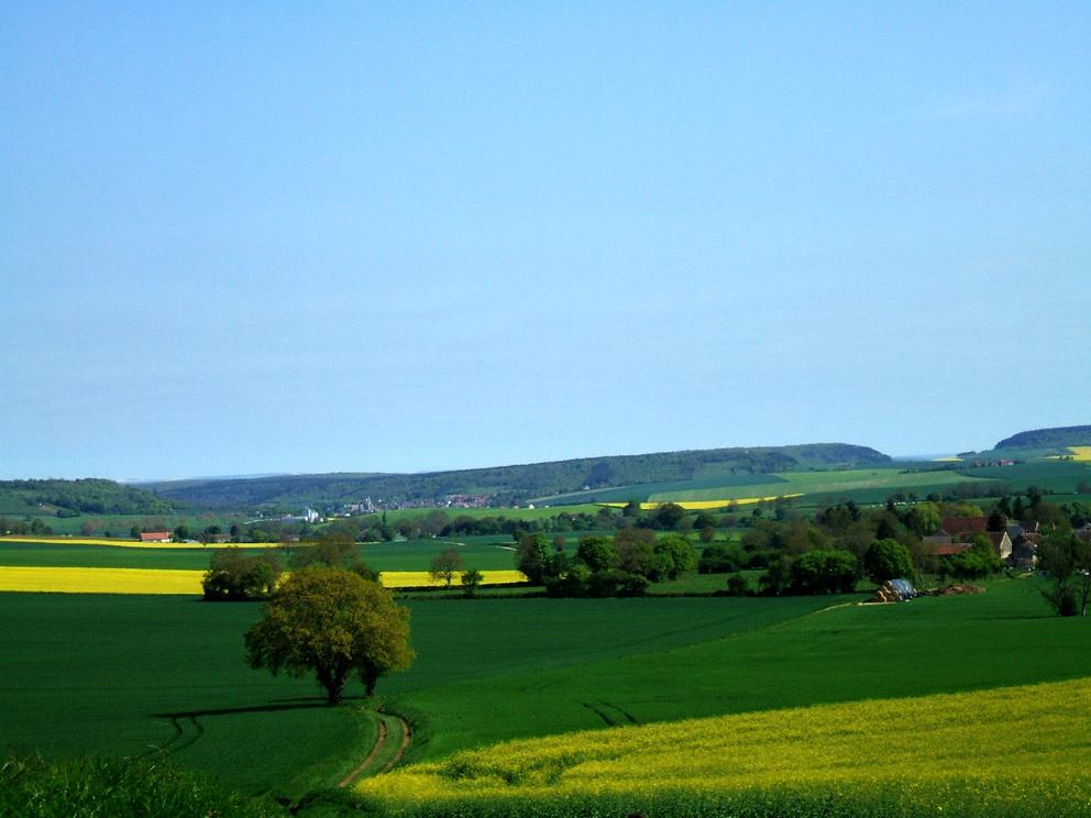 Plaines de Varzy