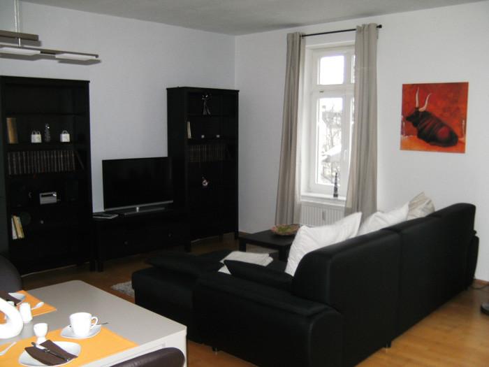 Wohnzimmer/Couchecke