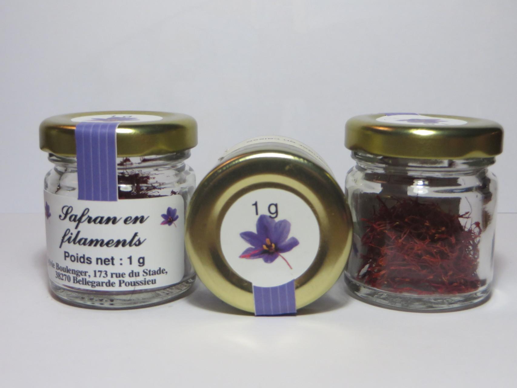 Safran 1 g