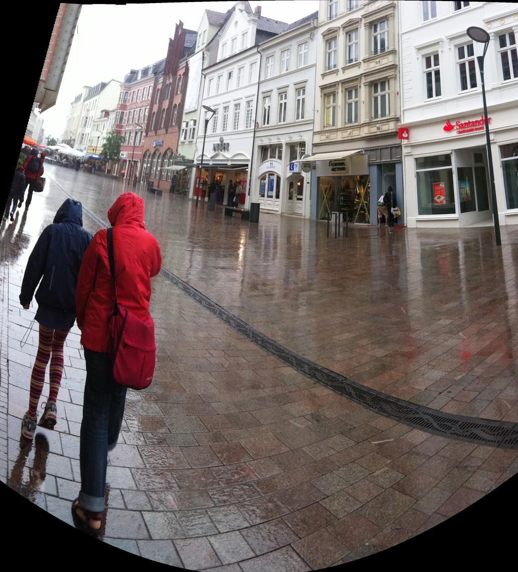 Flensburg Juli 2011: Ich war dabei!