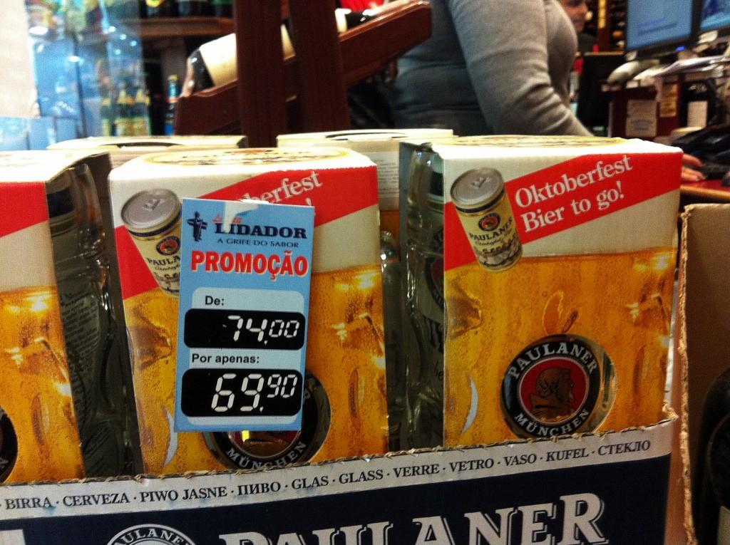 Rio: Längst teurer als München...
