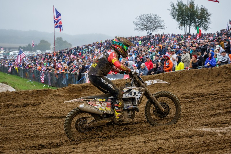 Henry Jacobi beim MXON in Red Bud