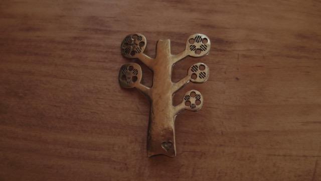 おおきな木/The Giving Tree Brooch