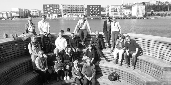 2018 Exkursion nach Stockholm
