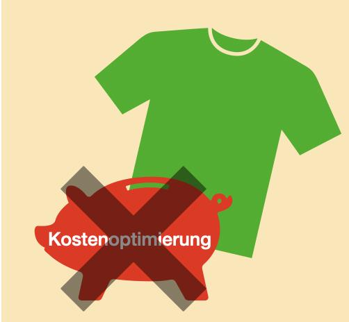 Das letzte Hemd hatte auch keine Taschen - wenn Kostenoptimierung keine Option mehr ist