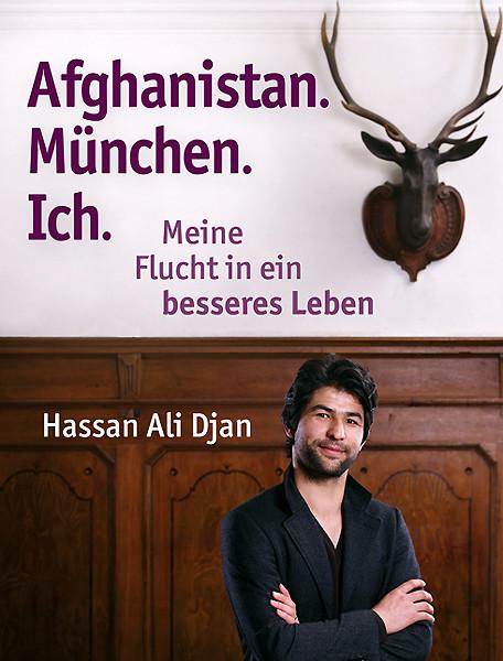 """Ausschnitt vom Buch-Cover """"Afghanistan. München. Ich."""" Foto: Herder"""
