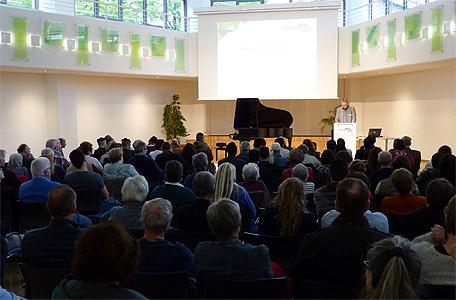 Viele Gäste kamen zur Eröffnung ins LWH. (Alle Fotos: LWH)