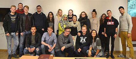 Bundesfreiwillige im Dienst - hier mal in einer angenehmen und spannenden Fortbildungswoche in der Bildungsstätte Bredbeck.