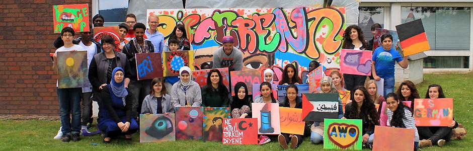 """""""Different together"""" - ein Angebot für Jugendliche in  der KLVHS Oesede"""