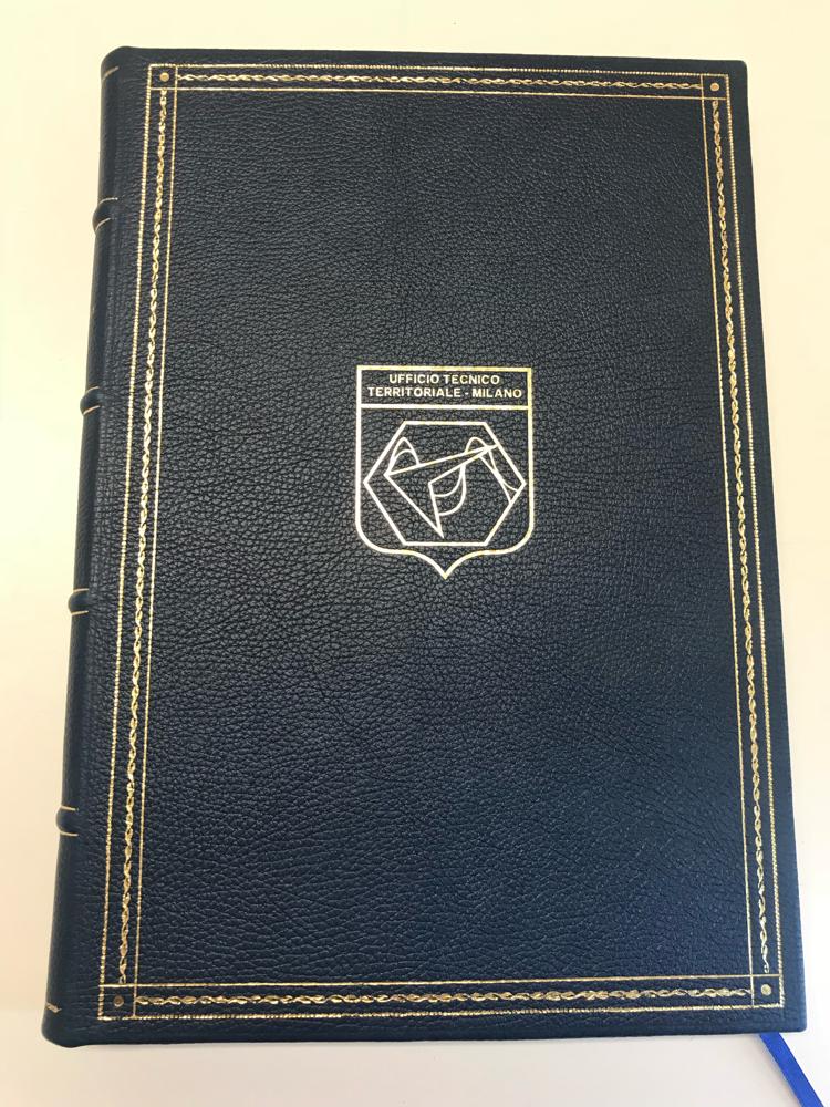 Libro firma Aeronautica Militare - Conti Borbone