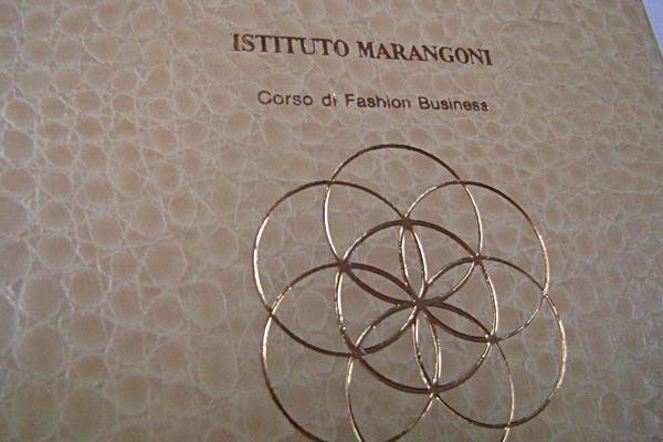 Tesi speciali Marangoni by legatoria Conti Borbone