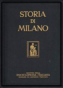rilegatura Storia di Milano legatoria Conti Borbone