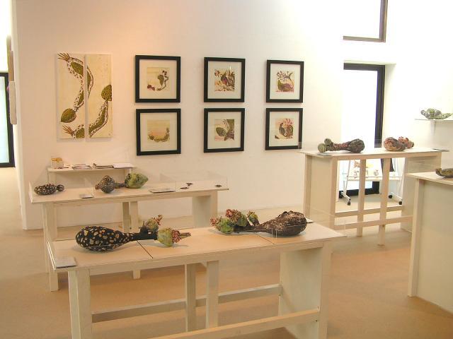 """""""Von Sulpen, Vermiculi und anderen Geschöpfen...""""  """"Exponate 2008"""", Ausstellung im Keramikmuseum Höhr-Grenzhausen"""