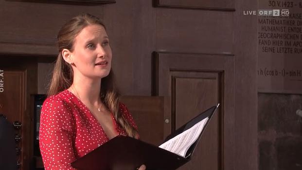 live-Übertragung auf ORF2 von der Orgelweihe am 4.10.2020
