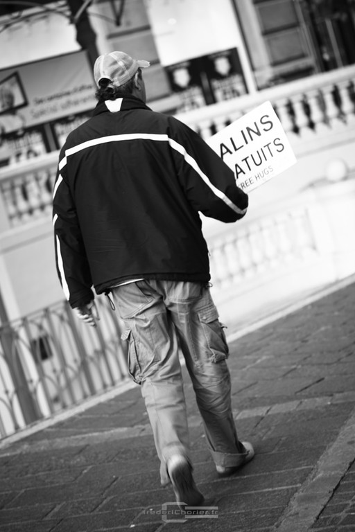Câlins Gratuits Grenoble 2009
