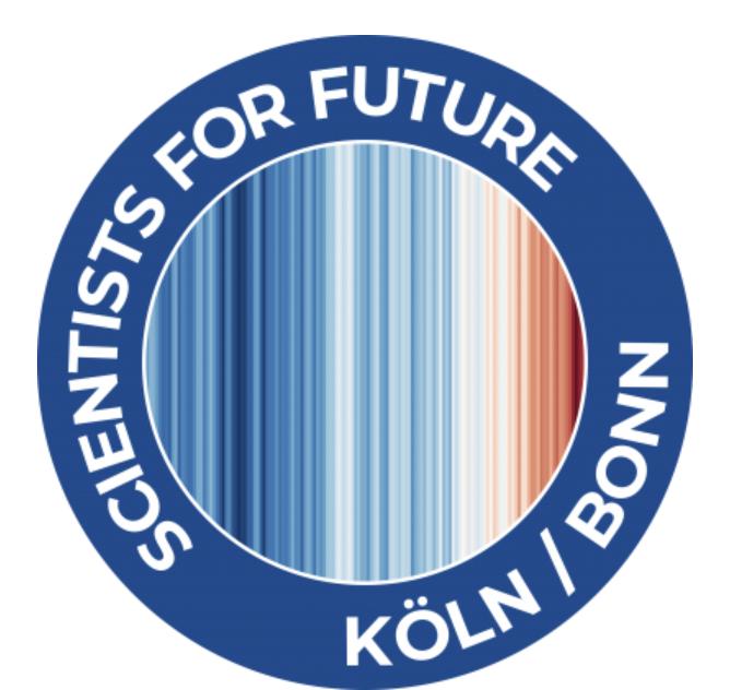 Antworten zu Fragen der Scientists for Future
