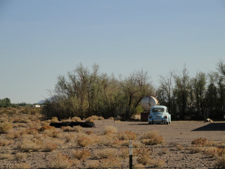 Death Valley Junction, Nevada