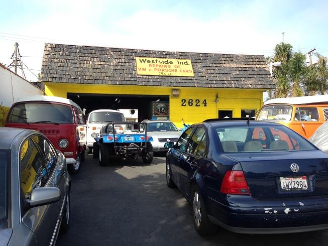 Los Angeles - Lincon Boulevard