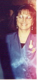 Michèle EJNES REUBEN Médaille de VERMEIL Ministère décember 2005