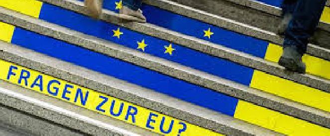 Bild: Europas Schicksalsfragen: Flüchtlinge, Euro, Ukraine