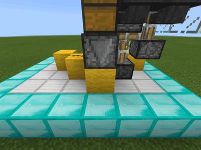 信号を伝えるブロックの配置