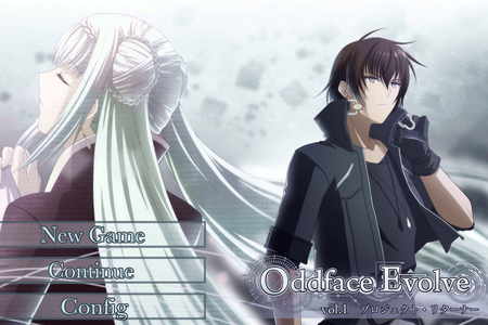 Oddface Evolve Vol.1 攻略 タイトル