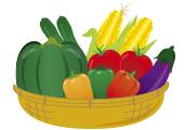 新鮮な野菜のイメージ