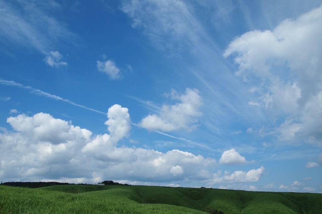 阿蘇の草原(熊本)