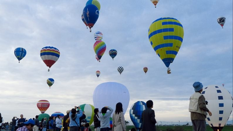2011 SAGA INTERNATIONAL BALLOON FIESTA