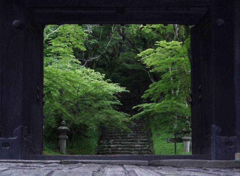 秋月城跡・甘木(福岡県)