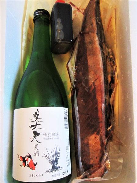 高知の鰹タタキと地酒セット最終のご案内・・。