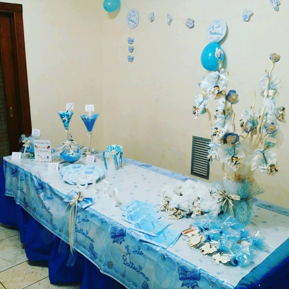 Super Confettata per battesimo maschile - Benvenuti su  KP93