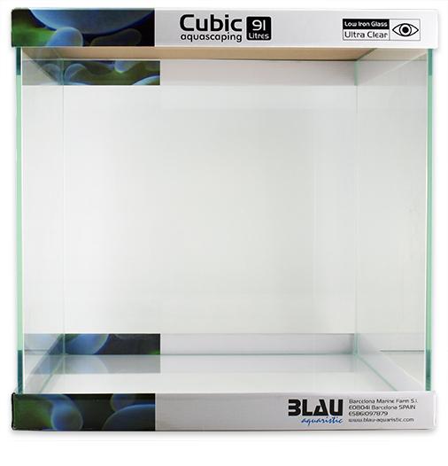 Cubic Aquascaping 91 (45x45x45 cm)